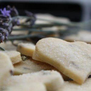 Biscuiți cu lavandă